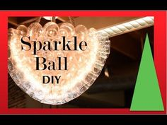 DIY the Sparle ball