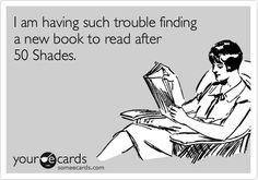 50 shades of Gray humor...... So true~~~~~~~!!!!!!!