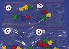 How many bears are in each bag?