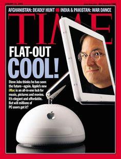 Steve Jobs (2002 TIME cover)