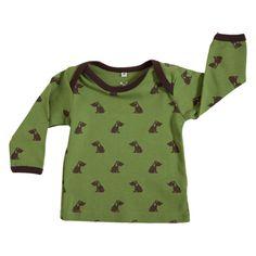 Urban Elk Baby Shirt Dogs