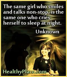 Depression Quotes and Sayings About Depression - HealthyPlace
