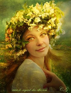 Connecting to Heavenly Mother: Beltane
