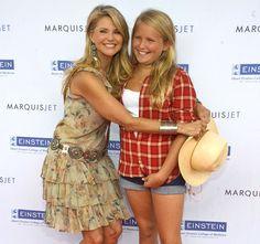 Christie Brinkley    Daughter: Sailor Lee