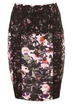 Alannah Hill - The City Of Love Skirt - Spring 2014