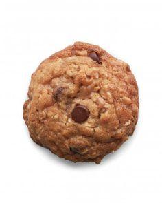 Chocolate-Toffee-Oatmeal Drop Cookies Recipe