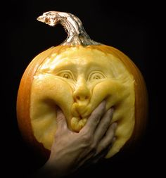 Ghoulishly grand carved pumpkins- slideshow - slide - 1 - TODAY.com