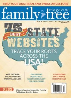 75 of the best State websites for genealogy research