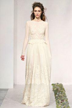 Trendy Wedding, blog idées et inspirations mariage ♥ French Wedding Blog: La robe du jour ❤ Luisa Beccaria