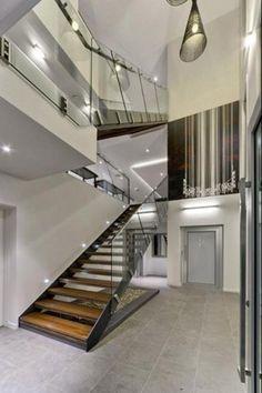 stairs, glasses, stairway, brisbane, dream hous, villas, architecture, interior designarchitectur, inspir architectur