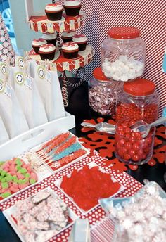 candy station cute