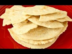 VIDEO  Titiyas mai'es or corn tortillas
