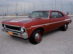 1969 Chevy Nova ...