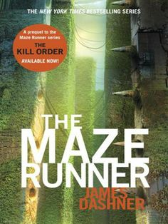 The first book in James Dashner's trilogy about a post-apocalyptic youth who struggles to piece together his past after he awakens inside a massive maze. doors, games, books, mazerunner, the maze runner, fans, read, kids, jame dashner