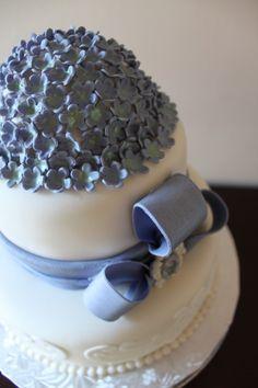 blue hydrangea, hydrangea cake, hydrangea craft, wedding cakes, blog, cake art, blues, favorit cake, eat cake