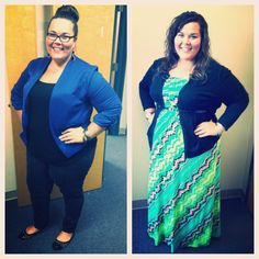 Check me out on Instagram at chassyj for posts on plus size/teacher/bargain fashion. Blog soon to come!!