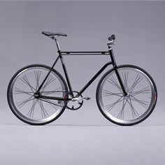 Base Urban Fixed Gear Bike / design by Belt Drive Bikes