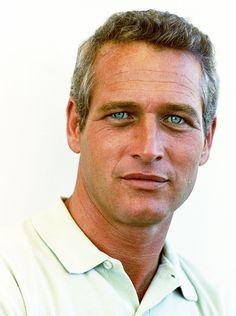 Paul Newman - what beautiful eyes