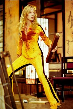 Kill Bill..all of them..more than once..