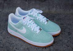 "Nike Air Force 1 Low ""Arctic Green"" | KicksOnFire.com"
