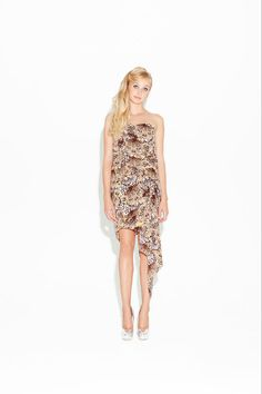 Erin Fetherston. Spring 2013 Ready-to-Wear #justfab #fashionweek