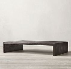 Cabrera Concrete Rectangular Coffee Table