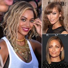 """Fall's New """"It"""" Style Is the Asymmetrical Bob--Been there, done that. I like my long hair better. Hair Colors, Asymmetr Bob, Style, Queen, Beauti, Hairstyl, Long Bobs, Beyonc Bob, Bob Haircuts"""