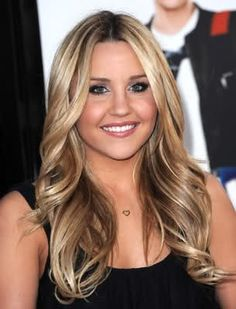 Blonde hair idea