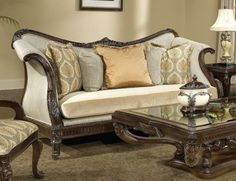 Elegant Living Room Furniture design