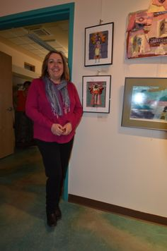 Faculty Art Show. 2-14-14