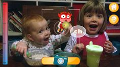 Phonic Tricksters - a free iOS AR game based on phonics