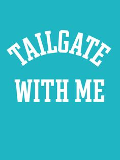 Who's in? #TailgateWithPINK