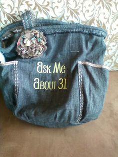 Denim Metro Retro-Thirtyone Gifts!!