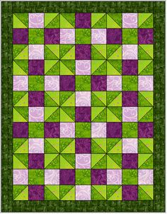 Free Quilt Patterns   Free Quilt Patterns! Calico Puzzle