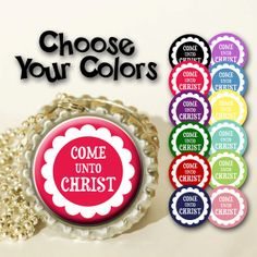 Come Unto Christ  Young Women 2014 Theme
