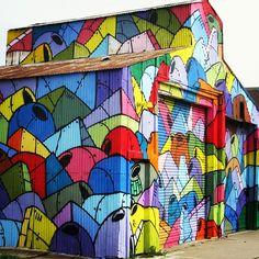 Oakland is Art