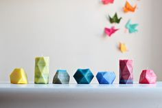 How to Make Faceted Candles - Tuts+ Crafts & DIY Tutorial