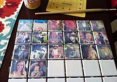 How to Make Instagram Magnets for under Ten Dollars by snapguide.com #DIY #Instagram #Magnets #snapguide