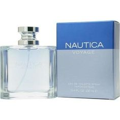 #3: Nautica Voyage By Nautica For Men. Eau De Toilette Spray 3.4 oz