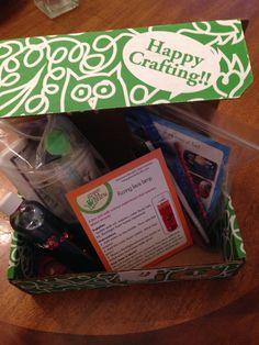 craft idea, green kid, kid crafts