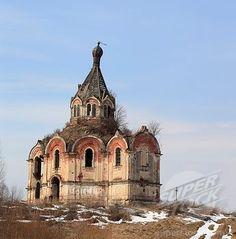 abandoned church.1874