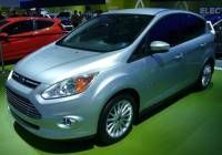 Most Fuel-Efficient Plug-In Hybrid Electric Vehicle Is… Ford C-Max Energi