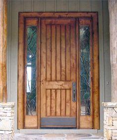 New front door?