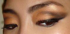 MAC Eye Shadow x 4 in Leopard Luxe