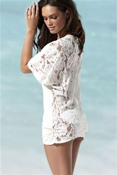 Victorian Tunic Features Crochet Lace Back! So Sexxy!!