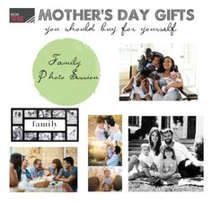 Photo gifts for mom.
