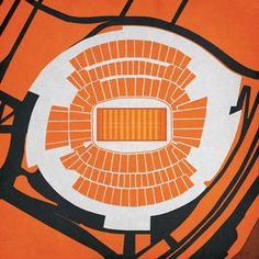 Paul Brown Stadium Print now featured on Fab.