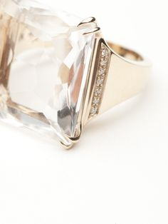 H. Stern Cobblestone Ring by H. Stern from Amanda Pinson Jewelry