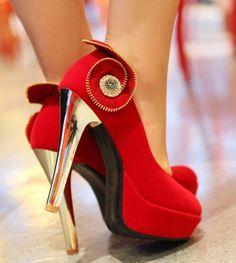 ENMAYER Women s Shoes 2014 High Heels Fashion Pumps for Women