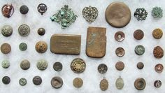 More Metal Detecting Finds!